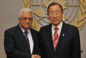 Ban Ki-Moon Israele