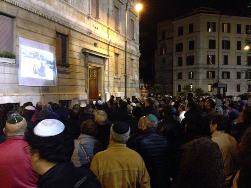 Roma 16 Ottobre 1943 shoah