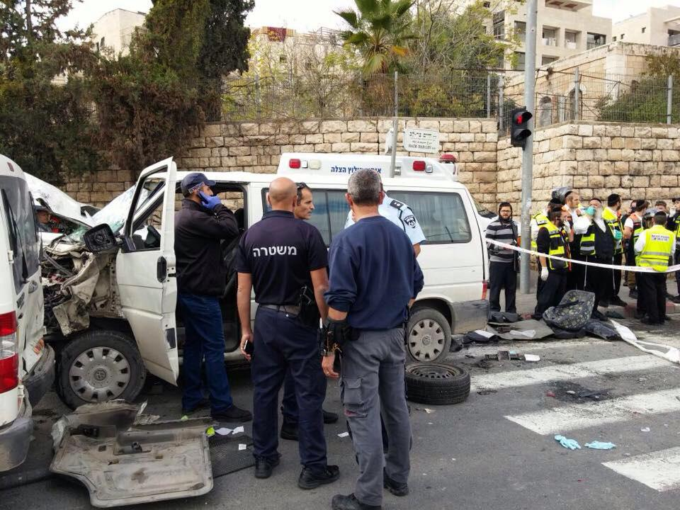 Doppio attentato Gerusalemme