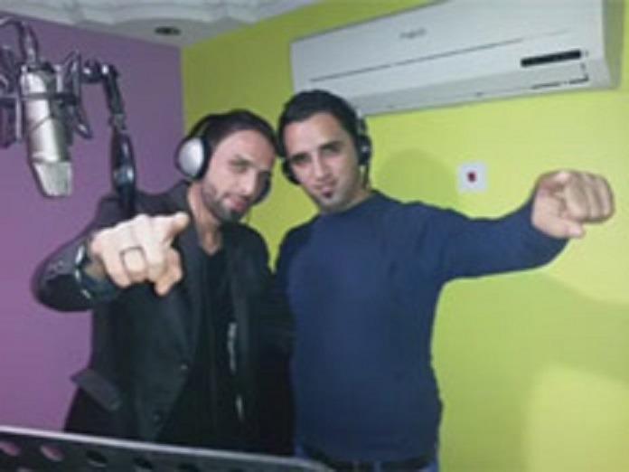 Anas Garadat and Abu Khayad cantanti esaltano terrorismo