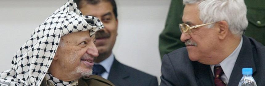 Abu Mazen e Arafat