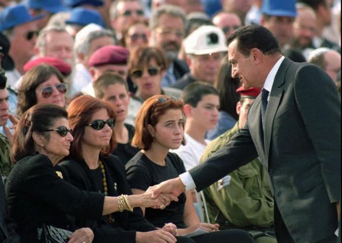 Funerale Rabin