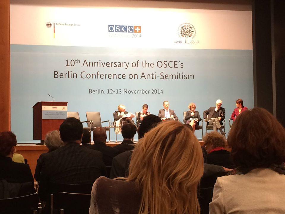 Daniel Citone Conferenza World Jewish Congress