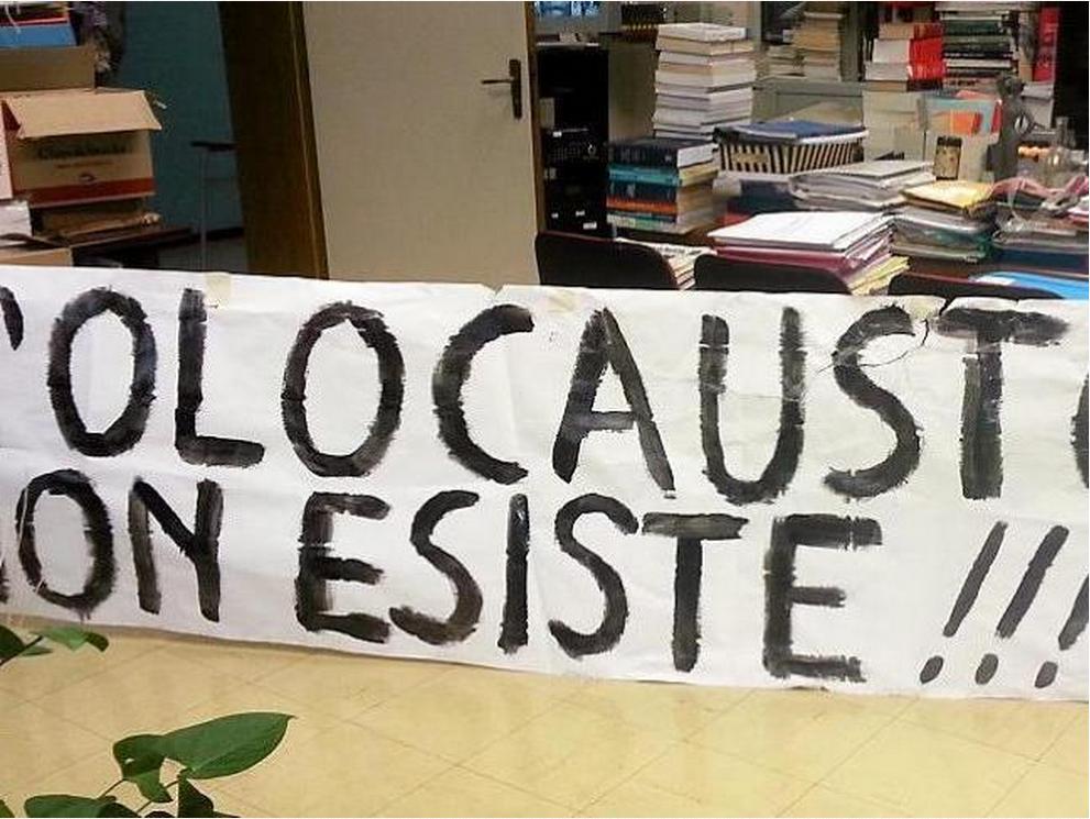 negazionismo, olocausto, antisemitismo