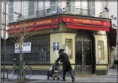 ristorante kosher Parigi