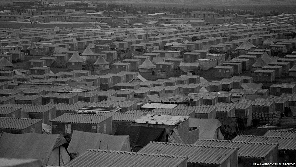 campo profughi UNRWA libano siria giordania