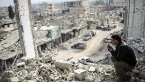 Kobane rasa al suolo