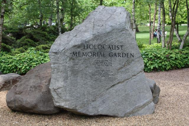 memoriale shoah hyde park