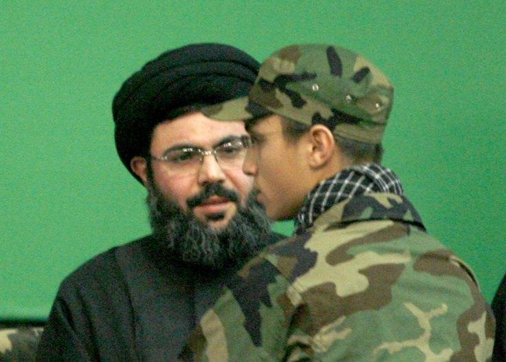 nasrallah mughniyeh hezbollah terrorismo golan siria