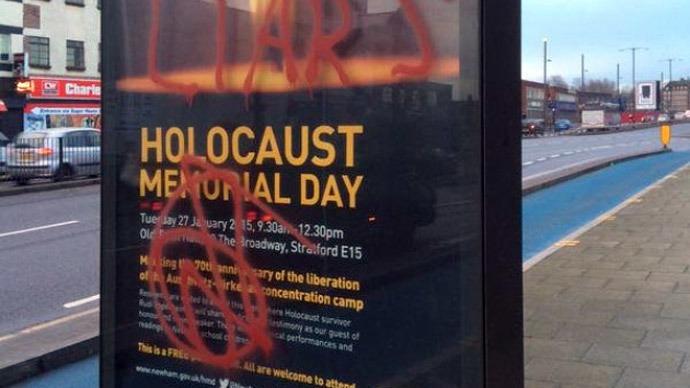 antisemitismo Uk