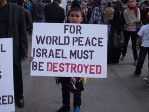 distruzione israele