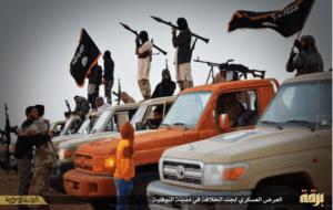 isis libia parata