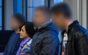 I 3 ragazzi che hanno lanciato la molotov contro la sinagoga di Wuppertal