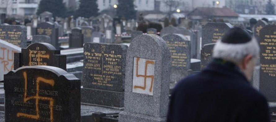 Antisemitismo in europa