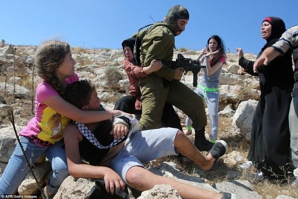 soldato israeliano 10