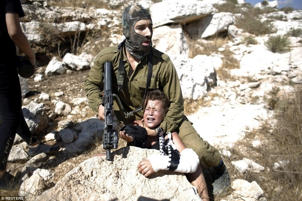 soldato israeliano 2
