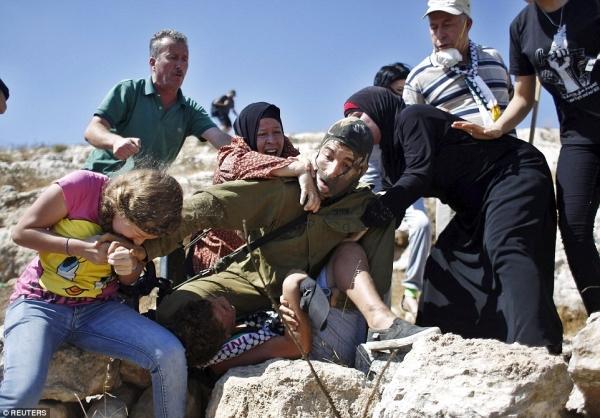 soldato israeliano 9