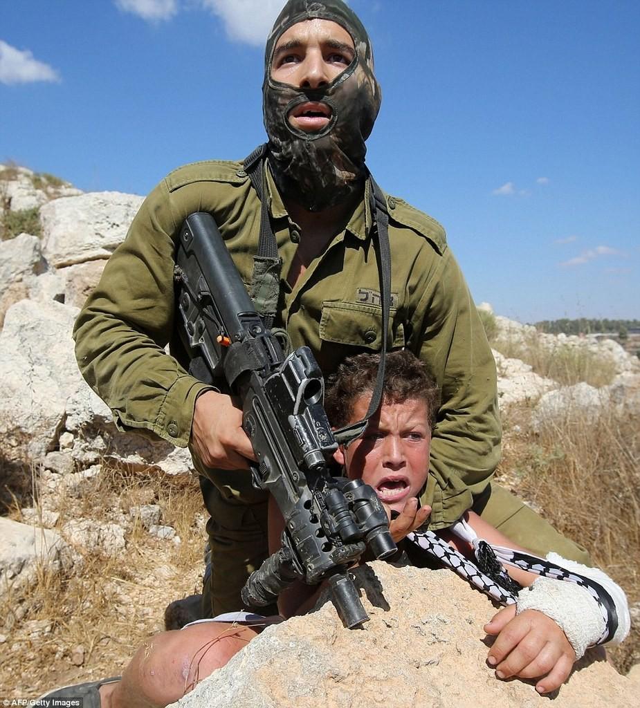 soldato israeliano 1