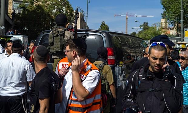 attentati israele