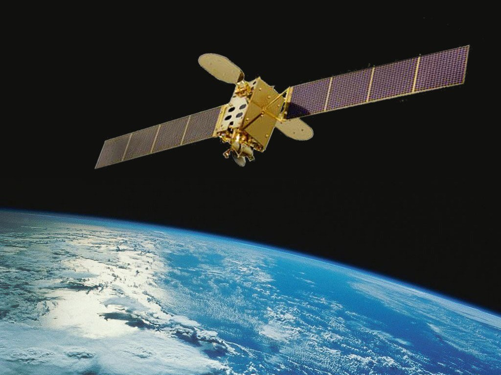 satellite amos 6