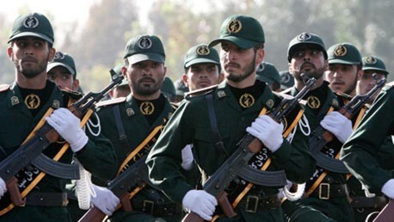 Iran Guardie Rivoluzionarie