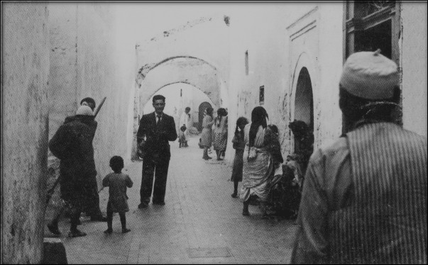 ebrei libia