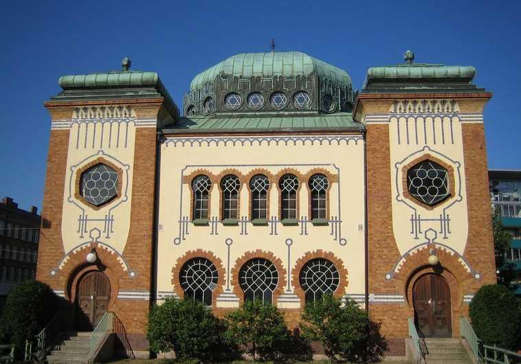 sinagoga svezia