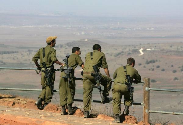 soldati isrealiani