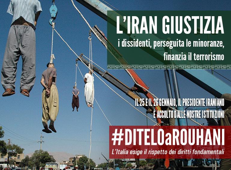 Impiccagioni Iran