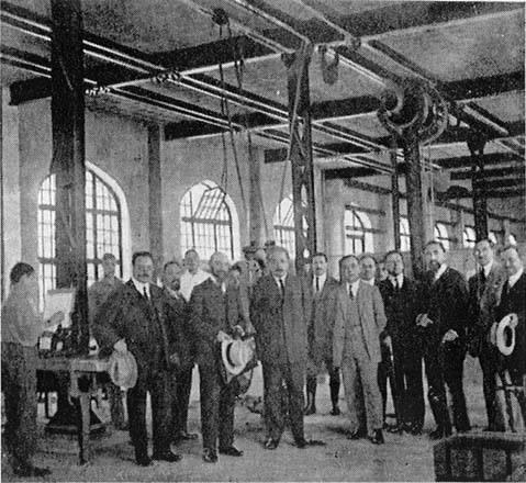 Albert Einstein al Technion. 1925