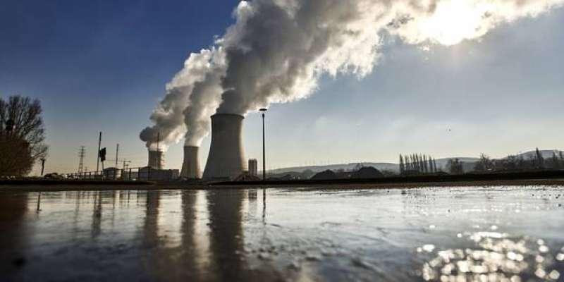 centrale nucleare belga