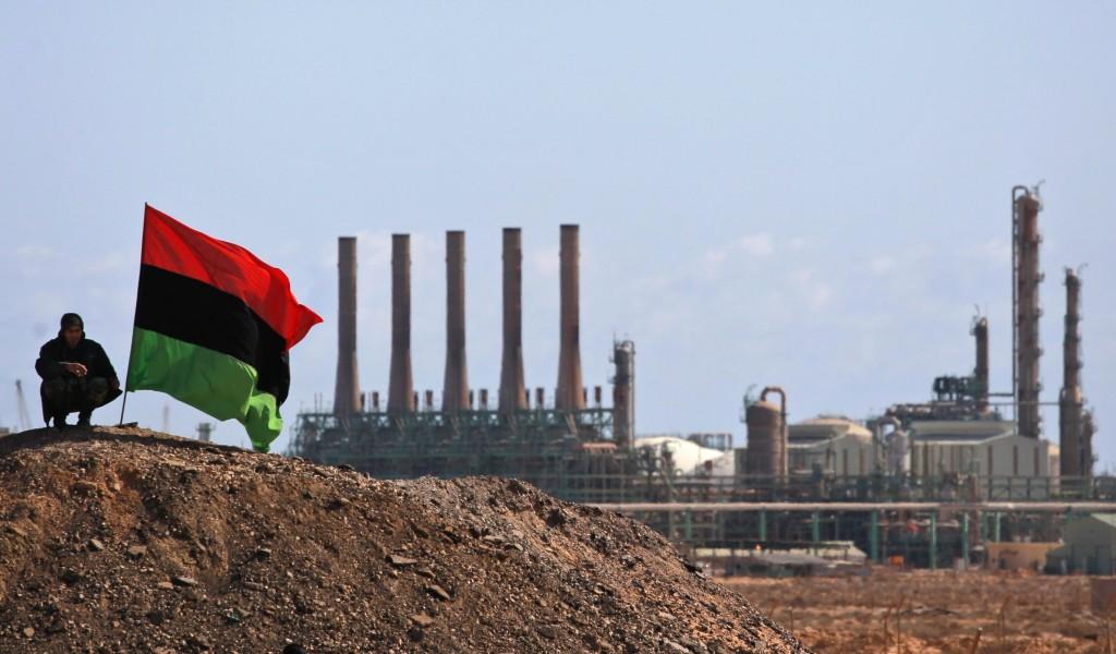 Libia petrolio