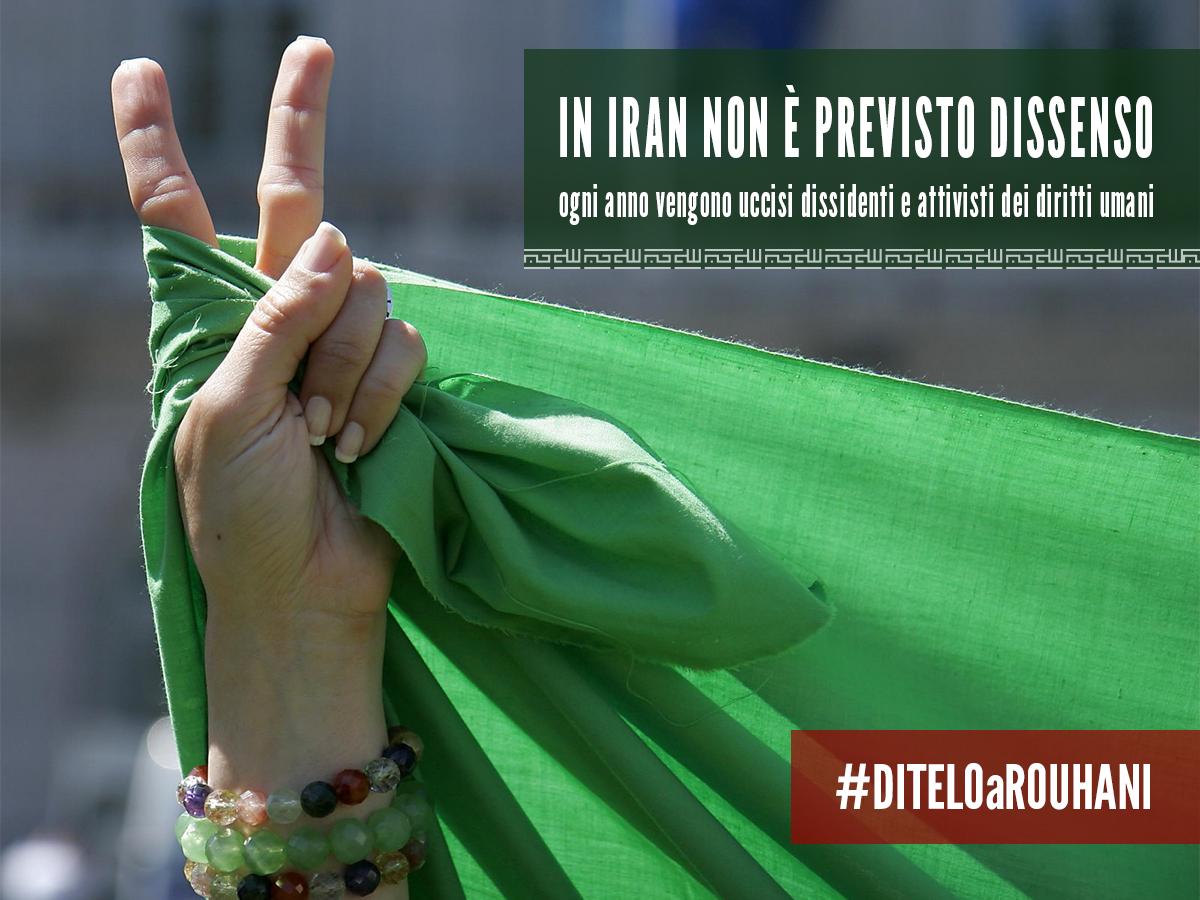 Diritti umani Iran