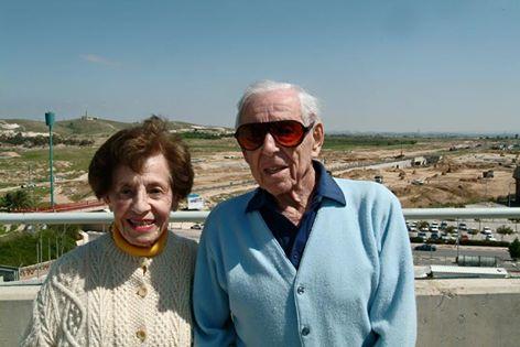 Lottie e Howard Marcus