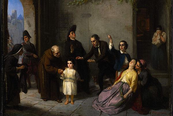 Oppenheim_Kidnapping_of_Edgardo_Mortara_1862
