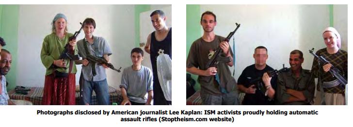 attivisti ISM
