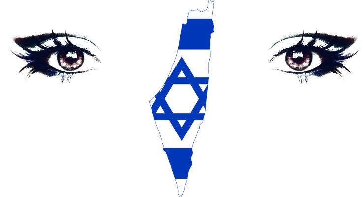 israele-occhi