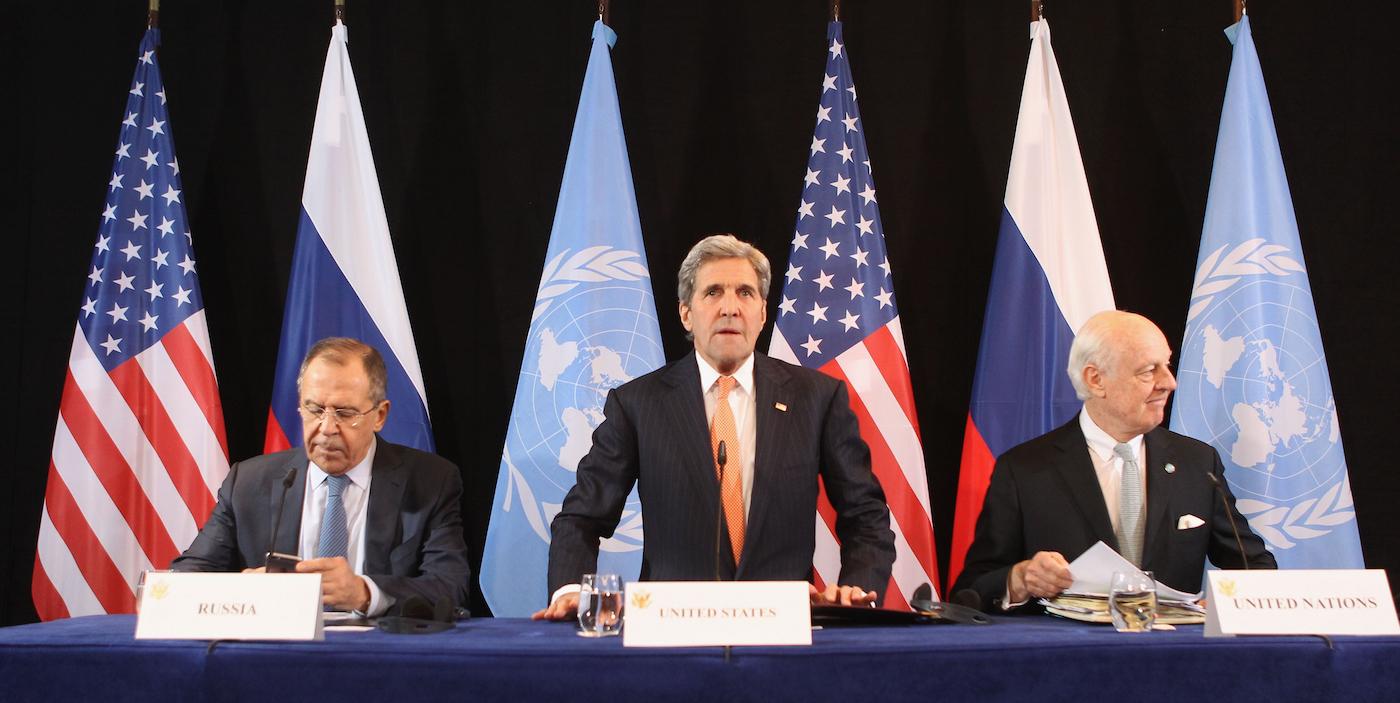 Siria Tregua