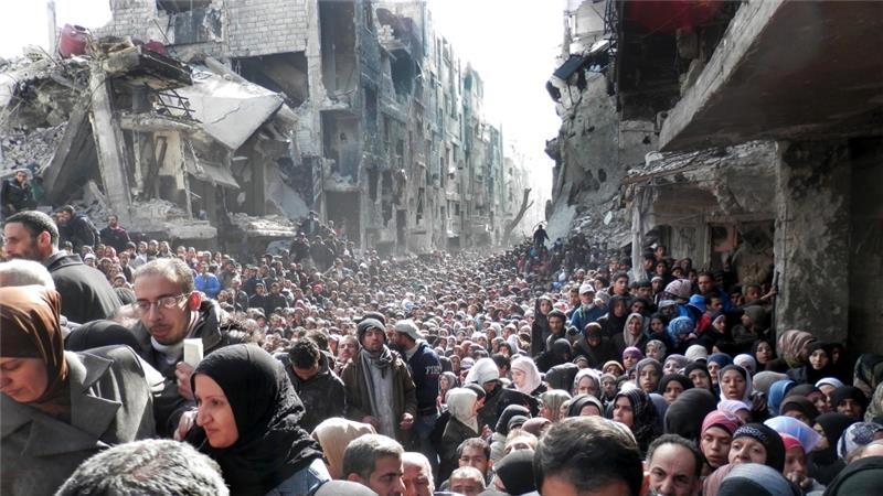 palestinesi in Siria