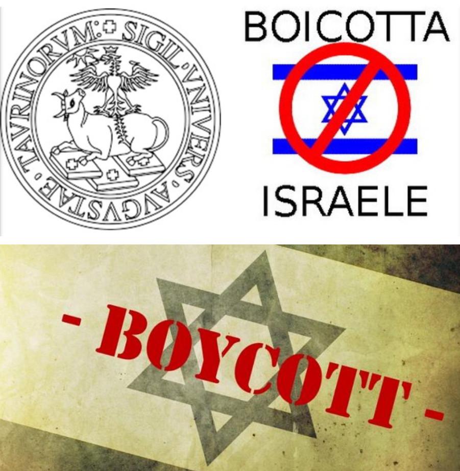 universita-torino-bds-palestina-apartheid-progetto-dreyfus