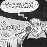 vignetta antisemita Germania