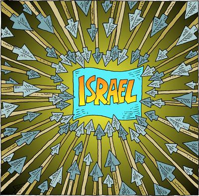 israele-nemici-guerra-medio-oriente-progetto-dreyfus