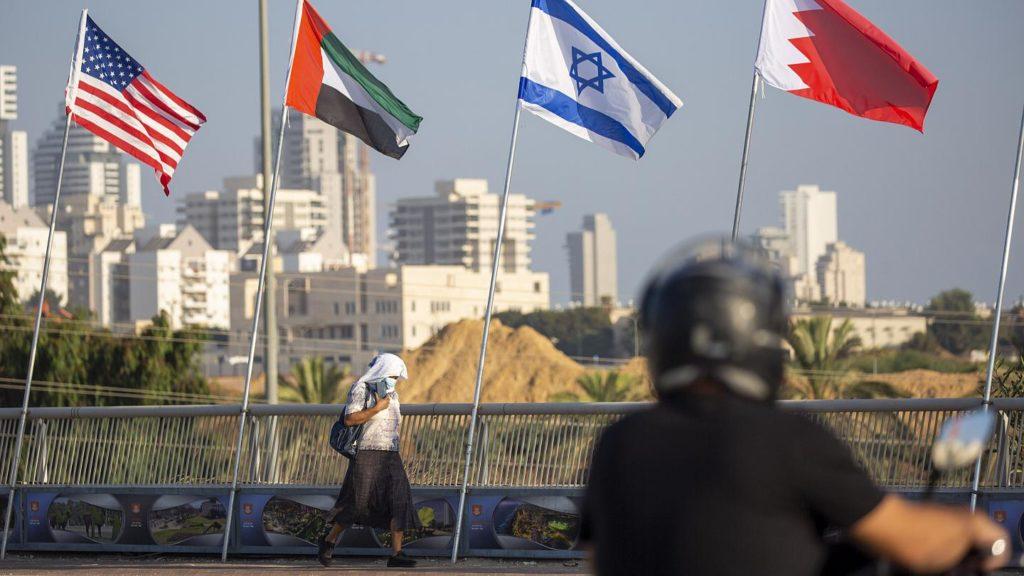 israele-accordi-abramo-sondaggio-arabi-progetto-dreyfus