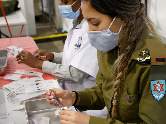 covid-israele-vaccino-palestinesi-progetto-dreyfus