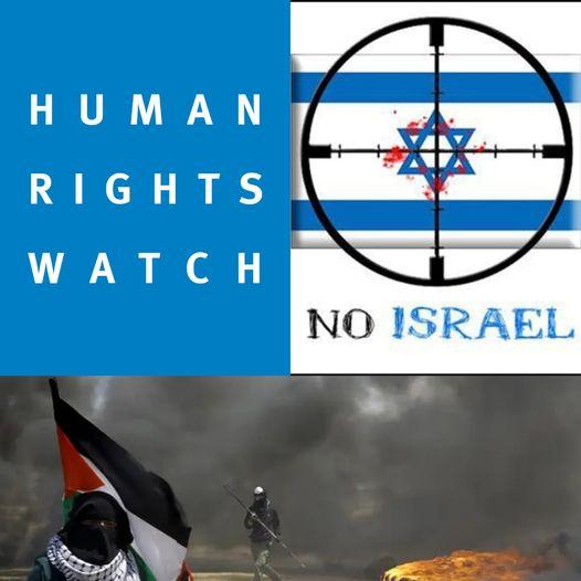 human-rights-watch-israele-apartheid-progetto-dreyfus