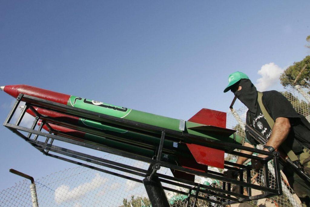 missili-gaza-hamas-terrorismo-palestinese-israele